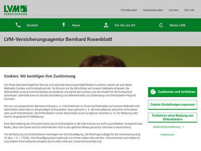 LVM Versicherung Bernhard Rosenblattl