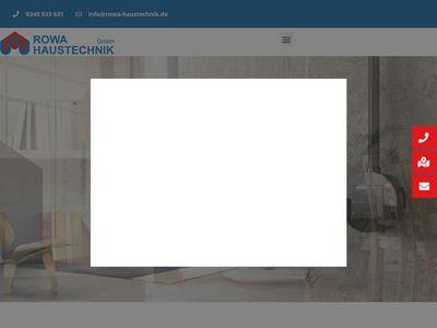RoWa Haustechnik GmbH