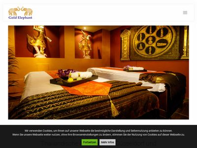 Gold Elephant Royal Thai Wellness