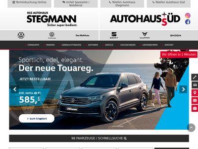 RSZ Autohaus Stegmann
