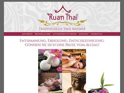 RuanThai ThaiMassage Mainz