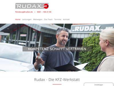 RUDAX KFZ-Meisterbetrieb e.K.