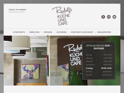 Rudolfs Kueche und Café