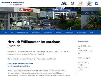 Rudolph Automobile GmbH