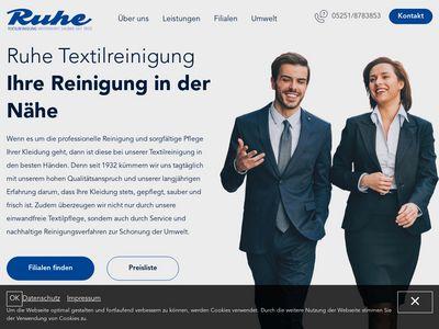 Ruhe Textilreinigung GmbH