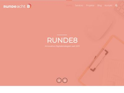 Runde8 - Webdesign & IT-Consult