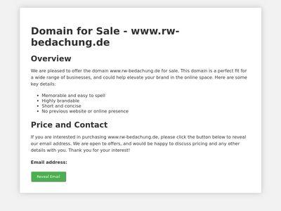 RW Bedachungs GmbH Dachdecker