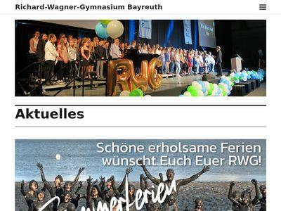 Richard-Wagner-Gymnasium Bayreuth