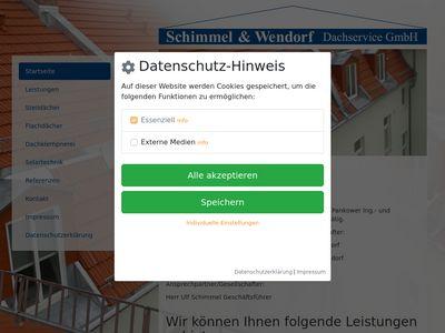 Schimmel und Wendorf Dachservice GmbH