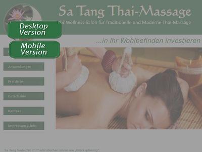 Sa Tang Thai-Massage