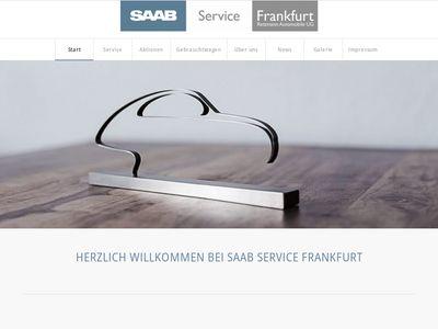 SAAB Service Frankfurt Ratzmann Automobile …