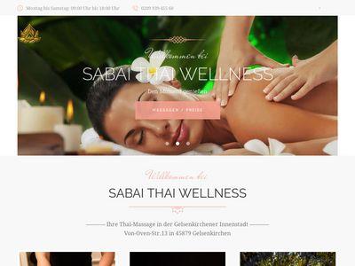 Sabai Thai Wellness