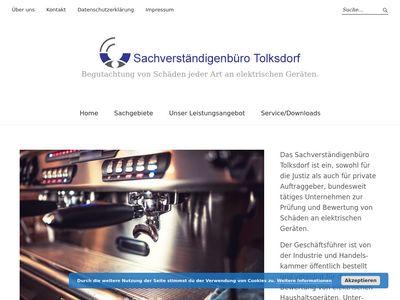 Tolksdorf Hardy IT-Sachverständiger