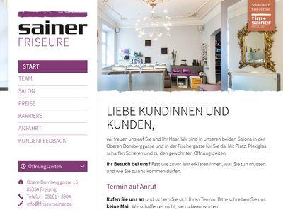 Friseur Sainer