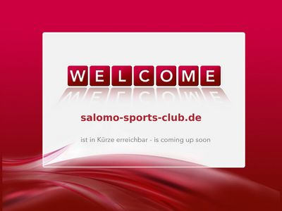 Salomo Sports Club Düsseldorf
