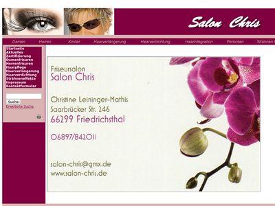 SALON CHRIS