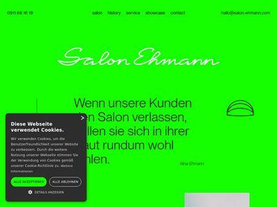 Salon Ehmann - Karl Ehmann GmbH