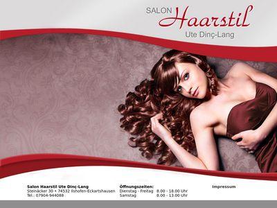 Salon Haarstil Inh. Ute Dinc- Lang Friseursalon
