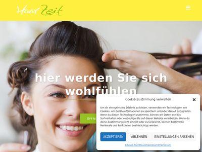 HaarZeit - Wedel Friseur