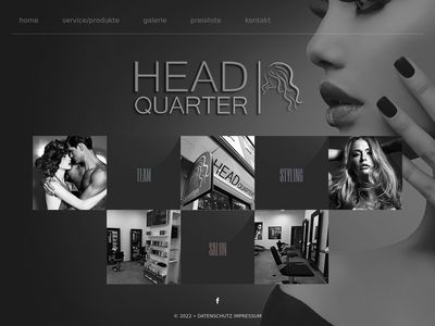 Salon Headquarter