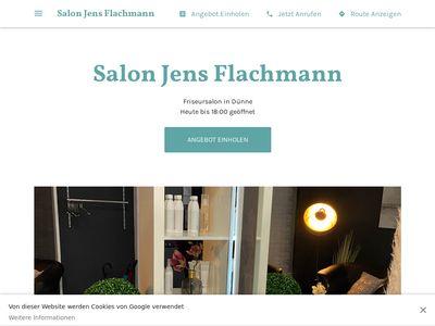Salon Jens Flachmann