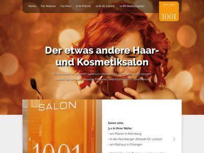 Salon 1001 in Erlangen