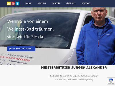Alexander Jürgen SanitärMstr.Betrieb