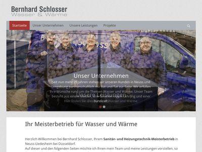 Bernhard Schlosser