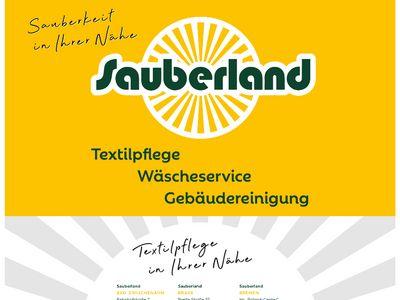 Sauberland Textilpflege