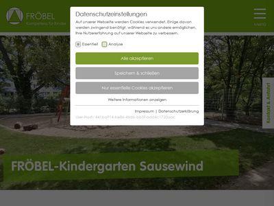 FRÖBEL-Kindergarten Sausewind