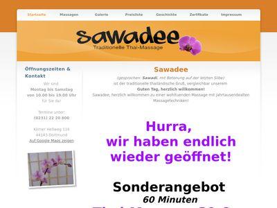 Sawadee-Thaimassage