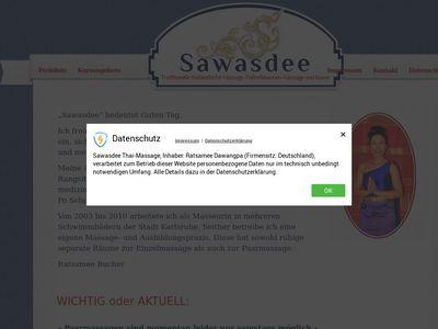Sawasdee Thai-Massage
