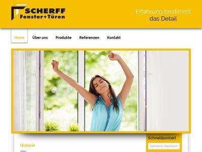 Scherff Fenster und Türen GmbH
