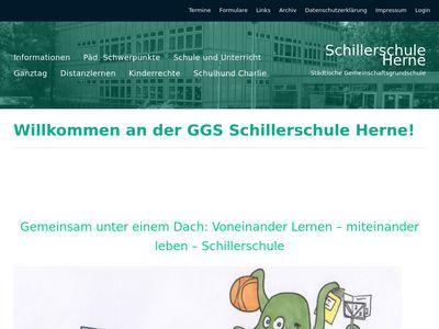 Stadt Herne Grundschule Schillerstrasse
