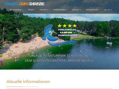 Schervenzsee Camping und Erholung GmbH