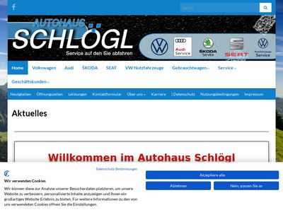 Autohaus Schlögl GmbH & Co. KG