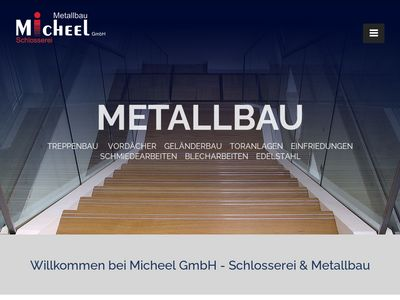 Schlosserei und Metallbau Micheel GmbH