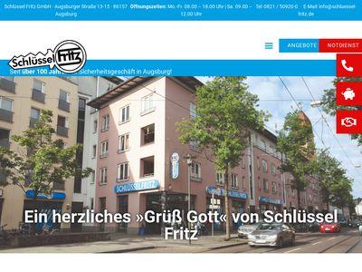 Schlüssel Fritz