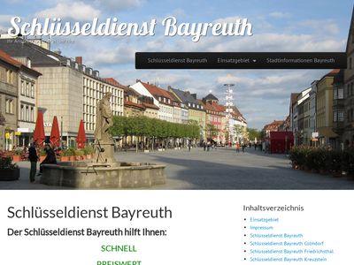 Schlüsseldienst Bayreuth Dorste