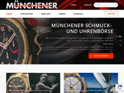 Münchner Schmuck- und Uhrenbörse