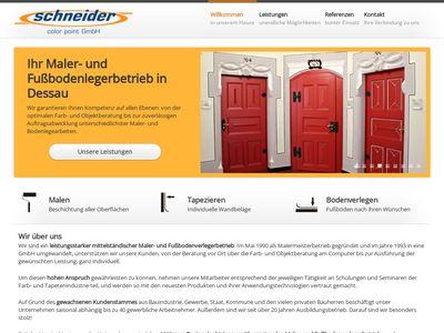 Schneider Color Point GmbH