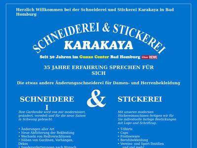 Schneiderei Schick