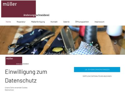 Schneiderei Müller