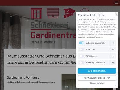 Schneiderei Daniela Wehrle