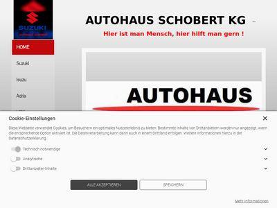 Autohaus Schobert KG