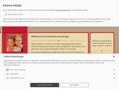 Schorbach-haardesign