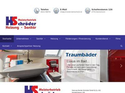 Schröder Heizung Sanitär OHG
