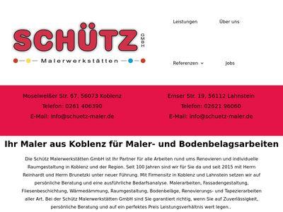 SCHÜTZ Malerwerkstätten GmbH