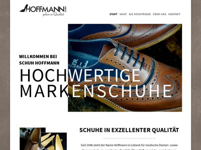 Schuh Hoffmann