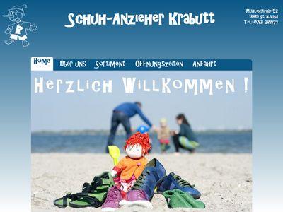 Schuh-Anzieher Krabutt